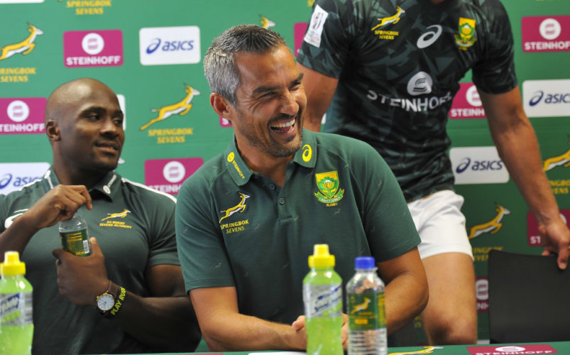Springbok Sevens Team Announcement